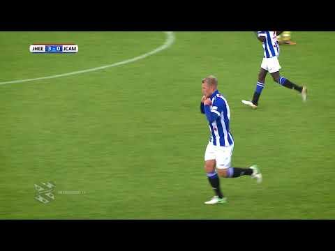 Samenvatting Jong sc Heerenveen - Jong SC Cambuur