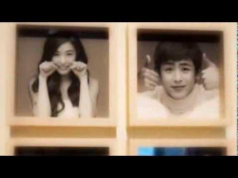Nichkhun & Tiffany - A Silly love story - YouTube