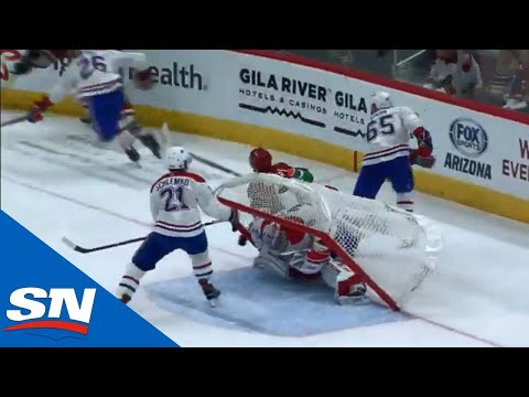 NHL Bloopers of The Week: Goalie Gaffes And Dancing Machines