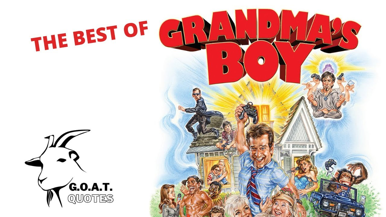 Download The Best of Grandma's Boy