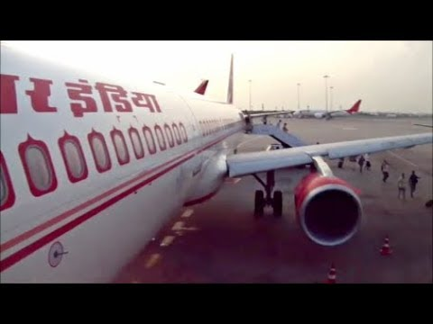 Flight Review | Air India (NEW ECONOMY CLASS 2017) | Airbus A321 | Guwahati-Delhi