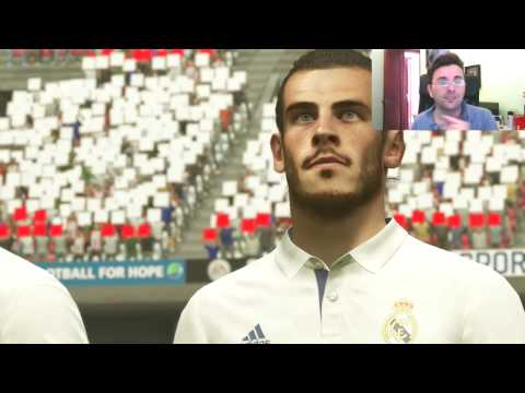 Atlético de Madrid vs Real Madrid 19/11/2016 EL DERBI |  FIFA 17 SIMULATION