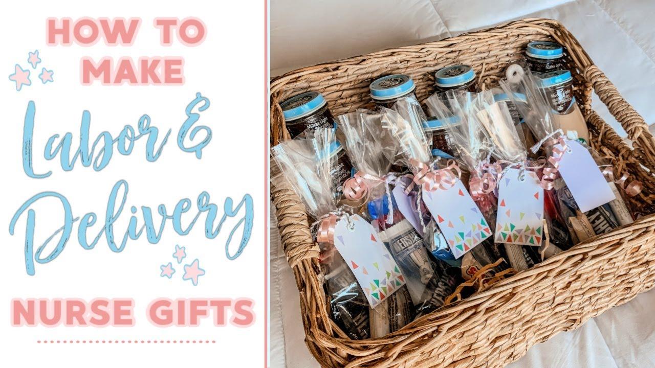 Labor And Delivery Nurse Gift Ideas 2020 Ciera Sideri Youtube