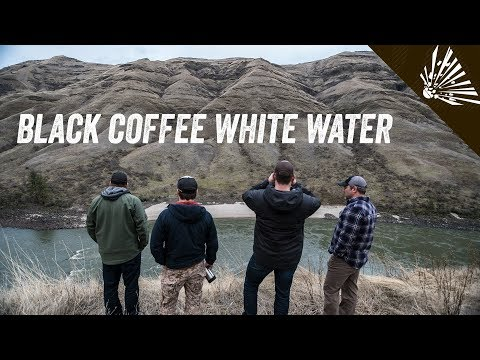 Black Coffee White Water — The Caffeinated Life
