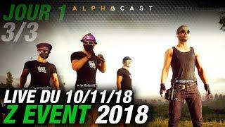 VOD ► Le PUBG de trop avec MV/Zerator/MoMaN ► Z EVENT 2018 - Jour 1 - 3/3
