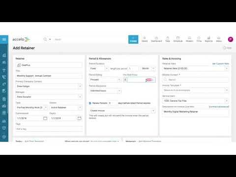 Best Practice: Retainers Webinar