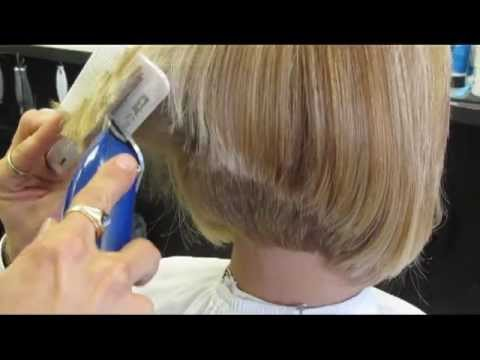 andis-graduated-bob-beautiful-clipper-haircut-video