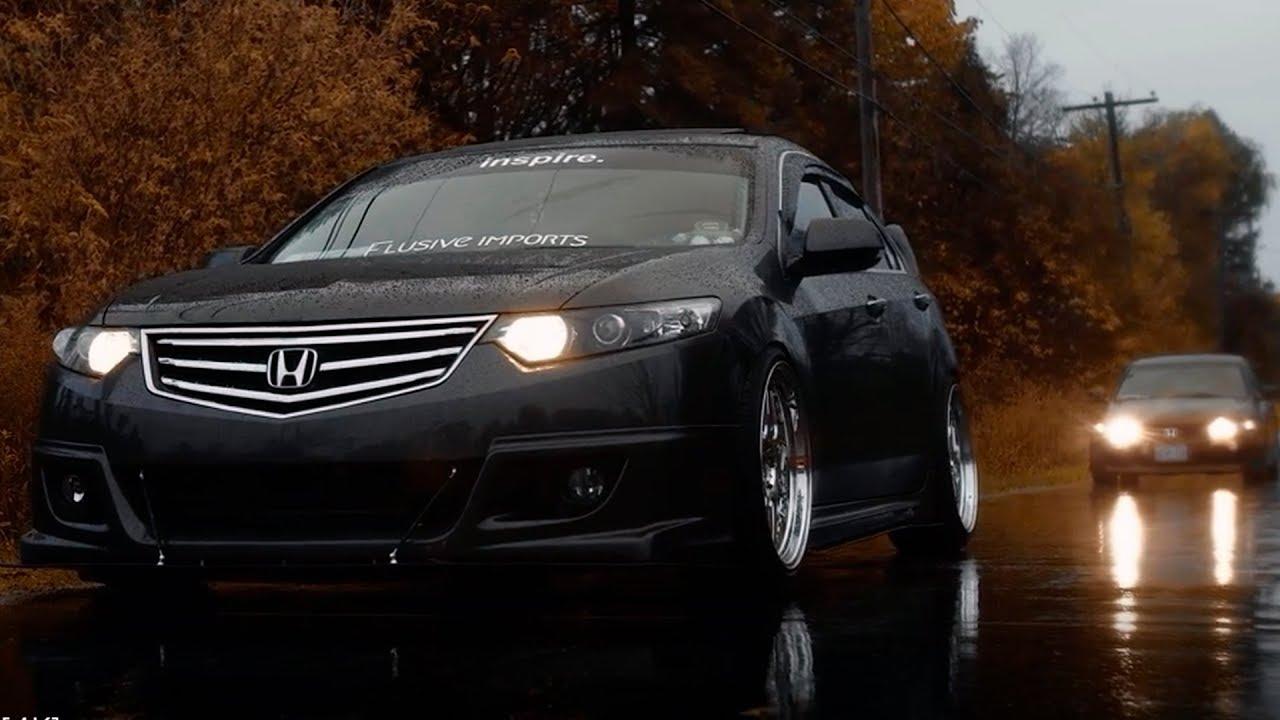 Acura TSX / Honda Accord 8 / Mugen style bodykit from MV-TUNING