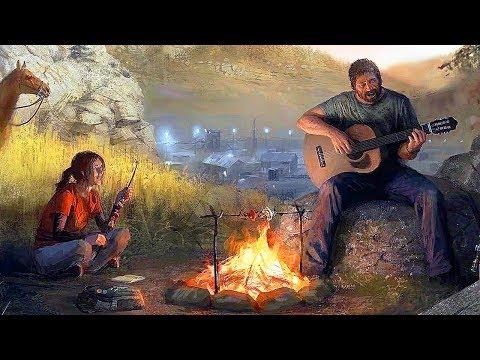THE LAST OF US 2 - Ellie & Joel's Song (PSX 2017)