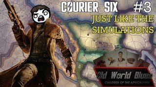 Hearts of Iron 4: Old World Blues - Courier Six #3 - Just like the Simulations