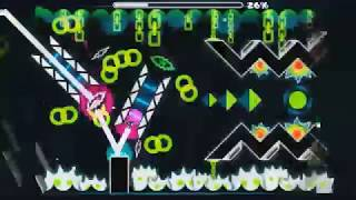 (Extreme Demon) Theory of Alchemy by TheKris   Geometry Dash 2.1