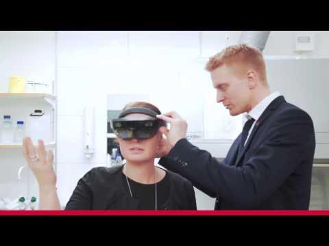 HoloTagger CGI's solution for Biobanken Norr