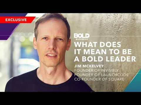 Square Founder Jim McKelvey Discusses the Characteristics that ...