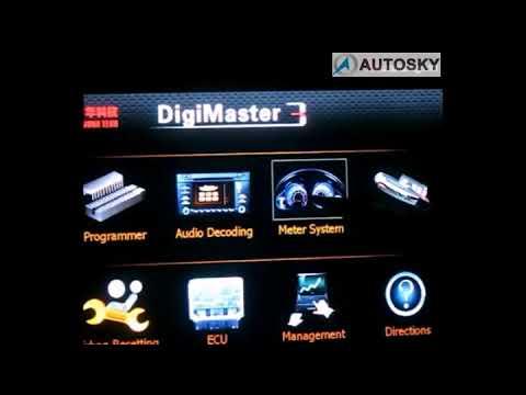 Yanhua Digimaster 3 Adjust Mileage