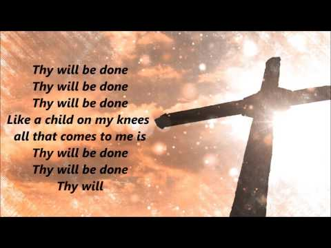 Hillary Scott & The Scott Family -Thy Will (Lyrics)