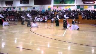 Florin Hmong Club Dance 2011 Winter Assembly 1