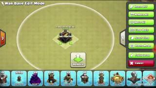 War base TH9 anti TH10 anti 3 star terkuat new 2017 with reply