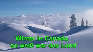 Winter in Kanada Karaoke 1,20 neu