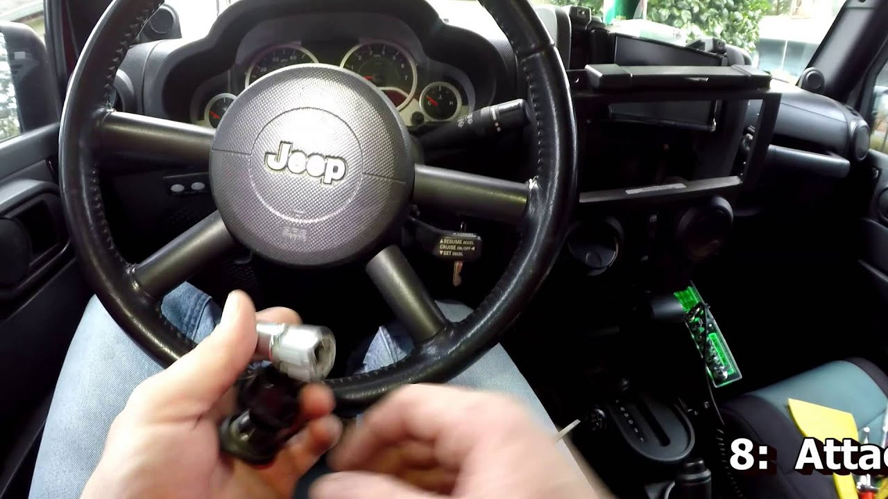 how to replacing a power outlet monster jeep [ 1280 x 720 Pixel ]