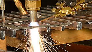 Technology of Metal Cutting By Gas. The Most Dangerous Work In Mechanical Engineering
