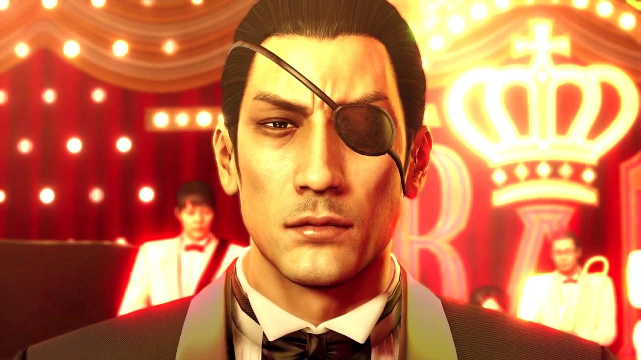Yakuza Kiwami 2 [PS4] - Cabaret Club: Shoko Date 2