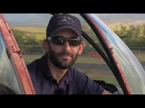 Mauna Loa Helicopters Film Part 1