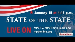 2019 MS State of the State | Gov. Phil Bryant | MPB