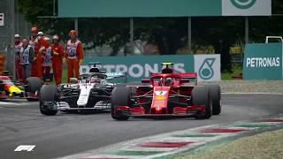 Download Video Hamilton and Raikkonen's Monza Battle | 2018 Italian Grand Prix MP3 3GP MP4