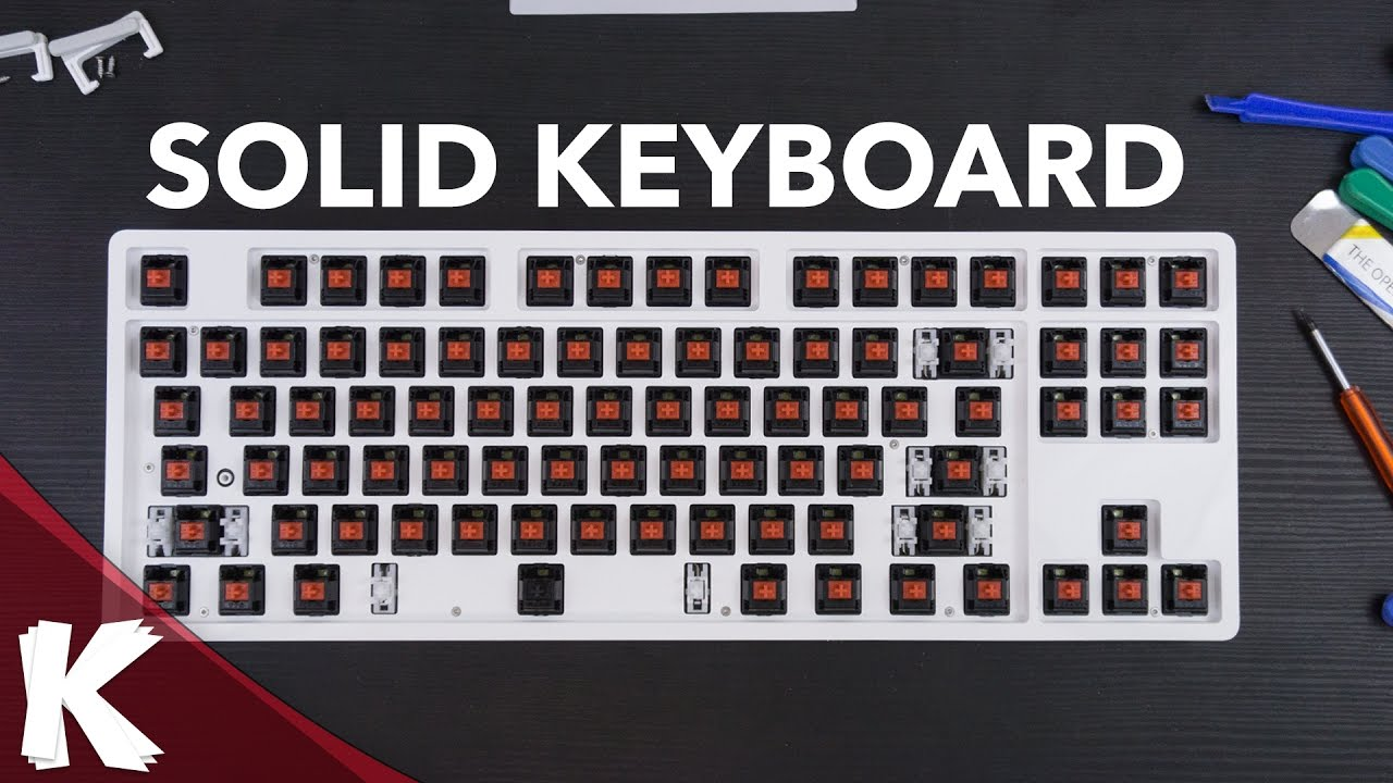Xiaomi Yuemi Mechanical Mk01 Keyboard Disassembly In Depth Look Youtube