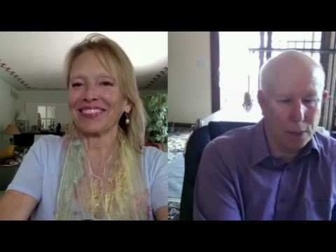 Peter Moon and  Lisa Hays with Dreams for Society