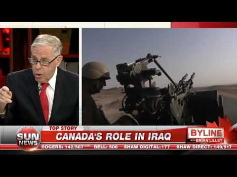 Canada's role in Iraq