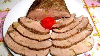 Домашняя #БУЖЕНИНА Сочная и Вкусная Мясо Запеченное в Духовке #Рецепт
