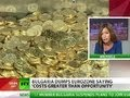 Bulgaria dumps Eurozone: 'Costs greater than opportunity'