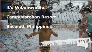 Travel Vlog Philippines   Fun in Campuestohan Highland Resort Bacolod