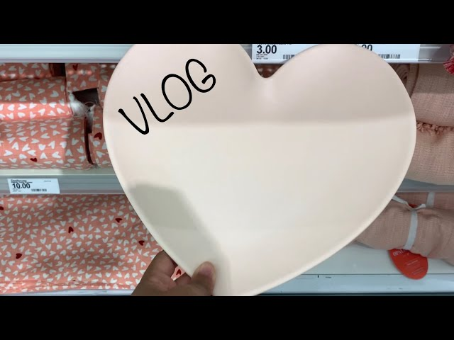 Vlog #72 | Target Shop With Me, Beauty Supply Store Run