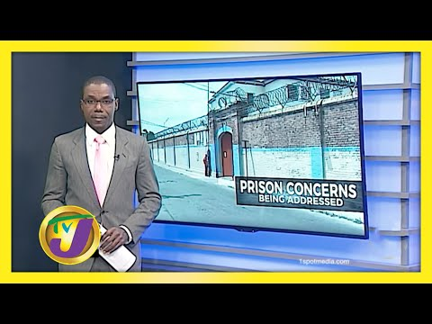 Prisoner Concerns Being Addressed | TVJ News
