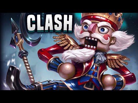 Crackalackin Match! (Ah Puch Damage Build) - SMITE Ah Puch Clash Gameplay