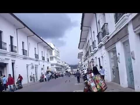 Centro Historico de Popayan,Cauca,Colombia.