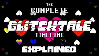 *OUT OF DATE  CHECK DESCRIPTION* The COMPLETE Story of Glitchtale EXPLAINED! | 'HATE' Update