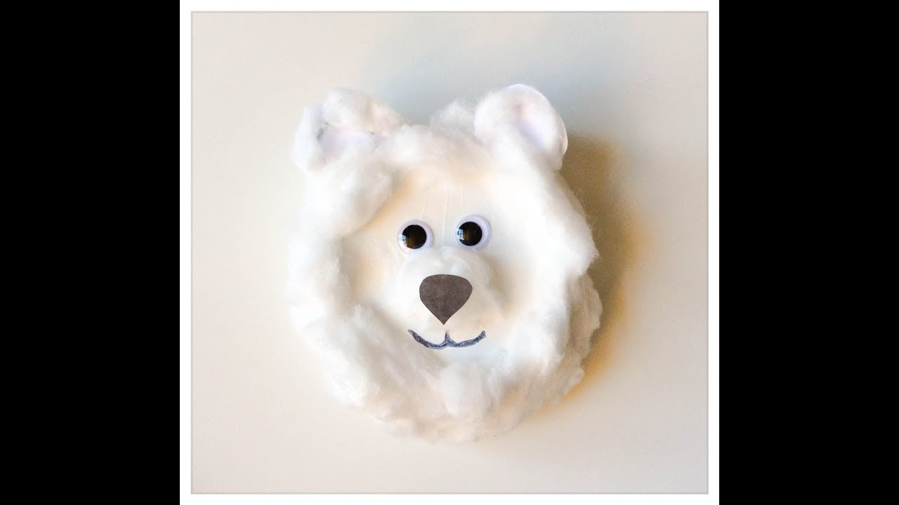 Diy Ours Polaire En Boîte De Fromage Make Diy Polar Bear In Cheese