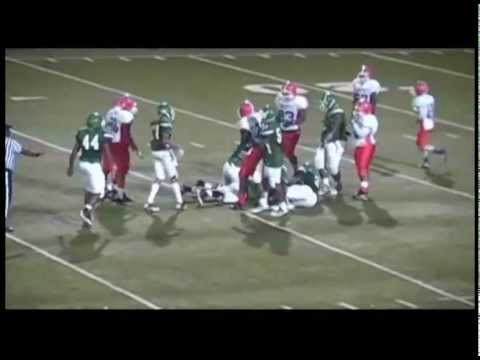 Tyrone M. King Highlight Tape - Woodrow Wilson Senior High School