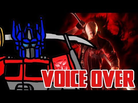 Dante Voice Work