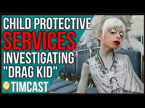 """Drag Kid"" Family Investigated By Child Protective Services"