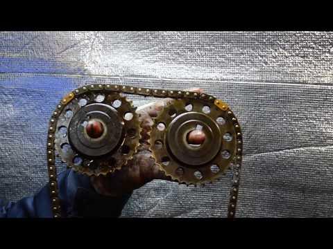 Разбор двигателя SR20