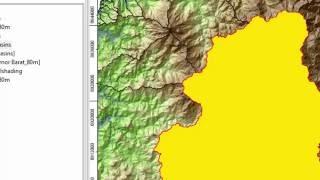 Digital Elevation Data Basics - SAGA-GIS tutorial