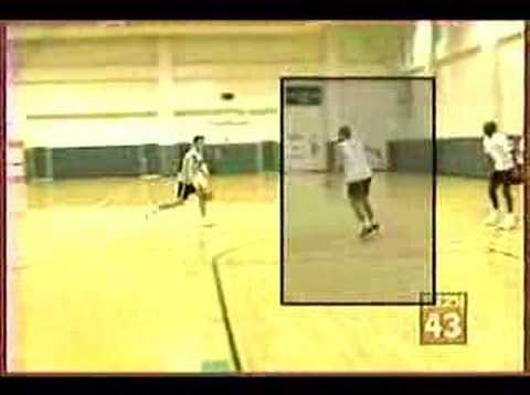 "Sr. Pastor Curtis ""Crossover"" Carter / Training With The (NBA) Cleveland Cavaliers"