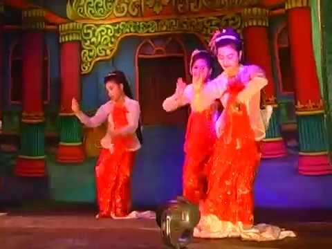 Lyah Rah Mon (Mon Stage Show) Performance part 1 ဇာတ္လ်းရးမန္