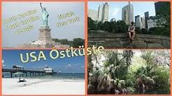 USA Südost Rundreise & New York: * South Carolina * North Carolina * Georgia * Florida *