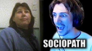 xQc Reacts to The Interrogation of Stephanie Lazarus (JCS - Criminal Psychology)