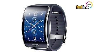 Обзор умных часов Samsung Gear S